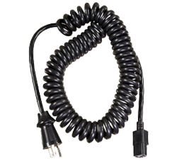 Coil Power Cords