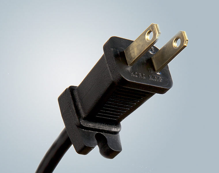 Standard Plug / Cord Grip / 2 Cond 1-15P Thumbnail Image