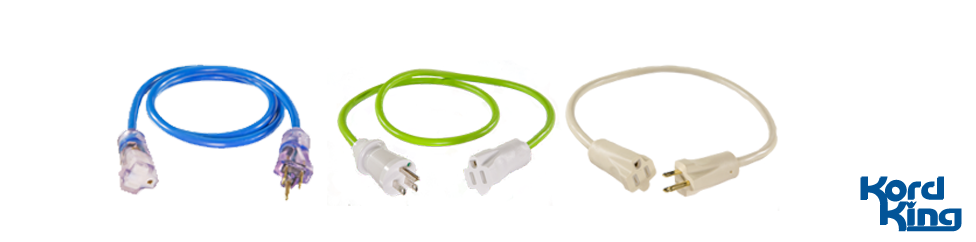 Kord King Power Cord, Plugs, and Switch Product Lines